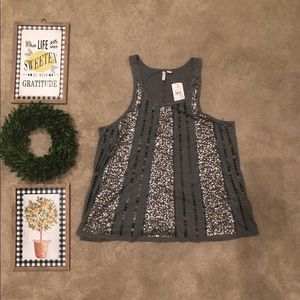 Cato sequined tank